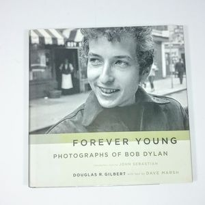 Bob Dylan Forever Young Book